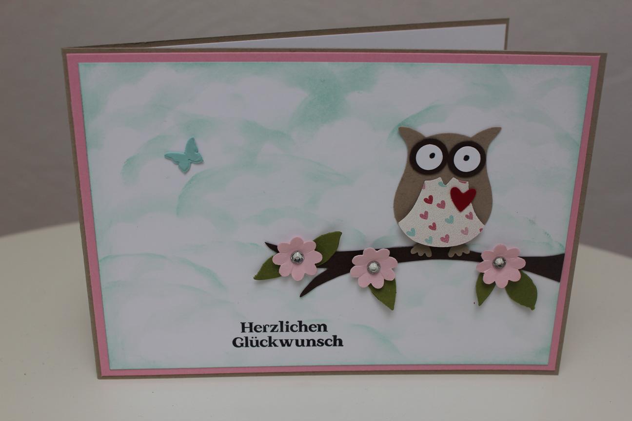 Geburtstagskarte Archives - Stempel doch mal - Stempeln ...
